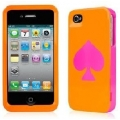 Kate Spade Premium HardShell Case for iPhone 4, 4S (Style 01989-0)