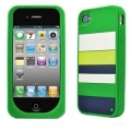 "Kate Spade Premium Silicone Case Land & Sea for iPhone 4 (Style ""01994-0"")"