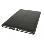 Kazee CoverUp Genuine Leather Pouch iPad 2 Litchi Black (KZ-LC2iPD2)