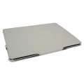 Kazee CoverUp Genuine Leather Pouch iPad 2 Litchi White (KZ-LC2iPD2)