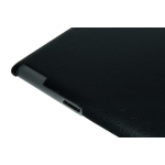 Kazee Hart Color Back Cover Black iPad 2 (KZ-HC2iPD2)