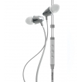 Klipsch S3m In-Ear Headphones + Mic. - White (KL-1016214)