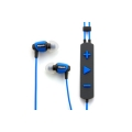 Klipsch Image S4i Rugged In-Ear Headphones + Mic. - Blue (KL-1014915)