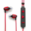 Klipsch Image S4i Rugged In-Ear Headphones + Mic. - Red (KL-1014978)
