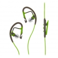 Klipsch Image A5i Sport In-Ear Headphones + Mic. - Green (KL-1014929)