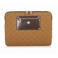 "Knomo Sleeve Small for Laptops with 13"", Felt Camel (KN-27-067-CML)"