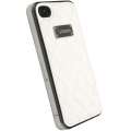 Krusell Coco Mobile Undercover White For iPhone 4 (89516)