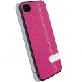 Krusell Gaia Mobile Undercover Pink For iPhone 4 (89512)