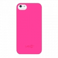 LAB.C 7 Days Color Case for iPhone 5, 5S - Hot Pink (LABC-104-HP)