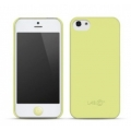 Lab.C 7 Days Color Case Fresh Lime for iPhone 5, 5S (LABC-104-FL)