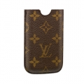 Louis Vuitton LV Sleeve Case Brown for iPhone 4, 3G, 3GS