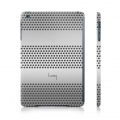 Luardi Decorative Snap on Back Cover for iPad Mini - Perforated (lipadmDВc01)