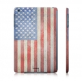 Luardi Decorative Snap on Back Cover for iPad Mini - USA Flag (lipadmDВc05)