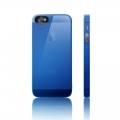 Luardi Crystal Case for iPhone 5, 5S - Blue