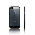 Luardi Crystal Frame Case for iPhone 5, 5S - Black