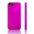 Luardi Velvet Crystal Case for iPhone 5, 5S, Purple