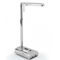 t'Light Universal Desk Lamp Chrome for iPad, iPhone, iPod (55010CH)