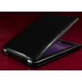 MacLove Genuine Leather Case Prince Black for iPad (ML25532)