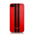 MacLove Leather Mask GT Turbo for iPhone 4 (ML22193)