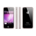 MacLove iSnow Cilla Case Crystal for iPhone 4 (ML53700)