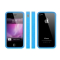 MacLove iSnow Cilla Case Blue for iPhone 4 (ML53744)