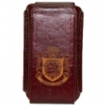 MacLove Leather Case Code 7-7 Wine Red for iPhone 4 (ML41205)