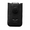 MacLove Genuine Leather Case Baron Black for iPhone 4 (ML25561)