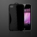 MacLove iSnow Sunrise Case Black for iPod Touch 4G (ML73622)