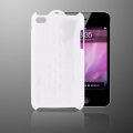 MacLove iSnow Shine Case White for iPod Touch 4G (ML73155)
