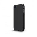 MicroShell Black for iPhone 4
