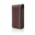 C.E.O. Flip-Vue Brown for iPhone 4, 4S