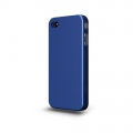 MicroShell Blue for iPhone 4