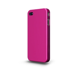 MicroShell Pink for iPhone 4