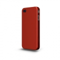 MicroShell Red for iPhone 4