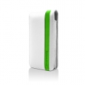 Accent White/Green for iPhone 4, 4S