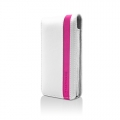 Accent White/Pink for iPhone 4, 4S