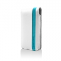 Accent White/Turquoise for iPhone 4, 4S