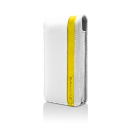Accent White/Yellow for iPhone 4, 4S
