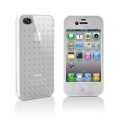 Marware SportGrip Core Frosted Clear for iPhone 4