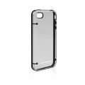 Marware Duo-Shell Clear/Black for iPhone 4