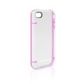 Marware Duo-Shell Clear/Pink for iPhone 4