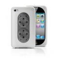 Marware SportGrip Gamer White/Gray for iPod Touch 4G