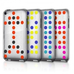 Marware FlexiShell Dot Clear for iPod Touch 4G