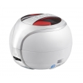 Matrix Bluetooth Portable Speaker One with Mic, White (MONE-01)