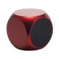 Matrix Portable Speaker Qube - Red (MQUBERDA)