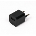 Maxxtro 1A USB Wall Charger - Black (UC-11A-B)