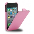 Melkco Leather Case Jacka Carbon Pink for iPhone 4, 4S (APIPO4LCJT1PKCF)