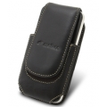 Melkco Leather Case Universal Vertical Pouch Black for iPhone 4, 4S (APIPO4LCVP4BK)