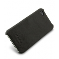 Melkco Leather Snap Cover Brown LC for iPhone 4, 4S (APIPO4LOLT1BNLC)