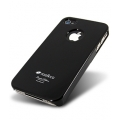 Melkco Formula Cover Black for iPhone 4
